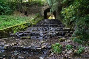 Marvelės upes slenis