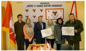 """(6) 2015-11-20  """"LAISVĖS KOVŲ KELIAIS KAUNE"""""""