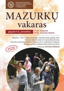 Mazurku_vakaras