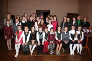 Mokinių koncertas