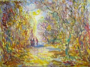 Raimundo Majausko tapybos paroda Gelgaudiškio dvare (3)