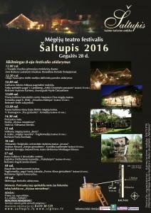 Saltupio megeju 2016