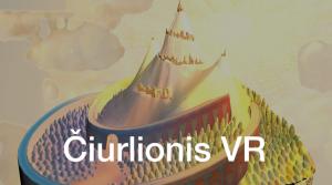 ciurlionis VR