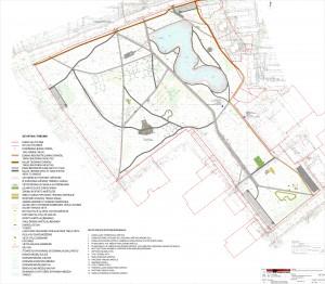 Kalniečių parko sutvarkymo (rekonstrukcijos) projektas