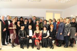 2016 03 09 Tirkiliškių bibliotekos padalinio atidarymas