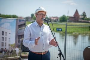 Kauno miesto meras Visvaldas Matijosaitis