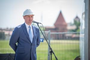 YIT Kausta generalinis direktorius Kestutis Vanagas