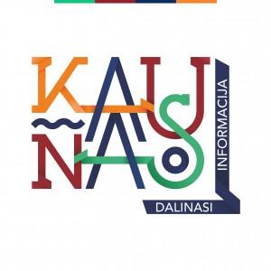 Kaunas dalinasi logo & sukis informacija